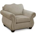 Pearson Chair with Nailhead Trim