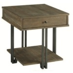 Saddletree End Table