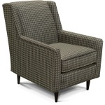 Jasper Accent Chair in Aria Asphalt