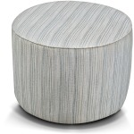 Asher Medium Ottoman