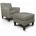Collegedale Chair + Ottoman