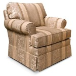 Grace Swivel Glider Chair