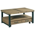 Workbench Coffee Table