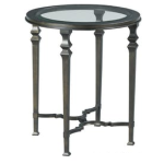 Paragon Round End Table