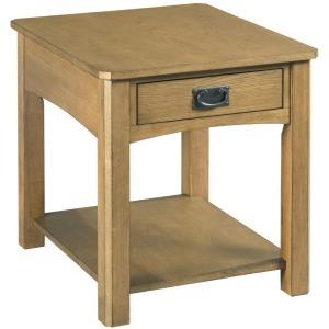 Scottsdale Rectangular End Table