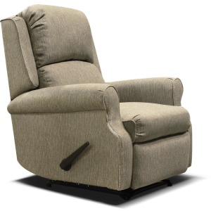 Marybeth Swivel Gliding Recliner w/ Handle