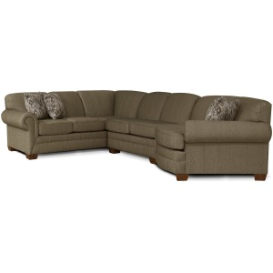 Monroe 3 PC Sectional