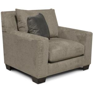 Luckenbach Chair & 1/2