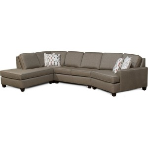 Elliott 3 PC Sectional