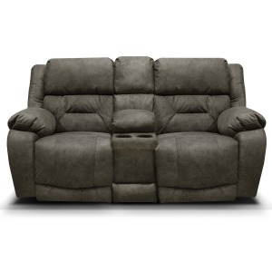 EZ Double Reclining Loveseat Console