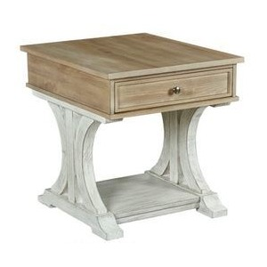 Cimarron Valley End Table