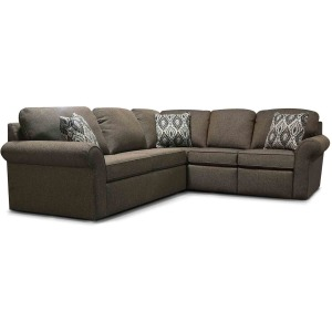 Malibu 3 PC Power Reclining Sectional