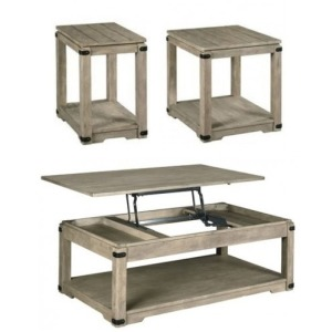 Marin 3 PC Occasional Table Set