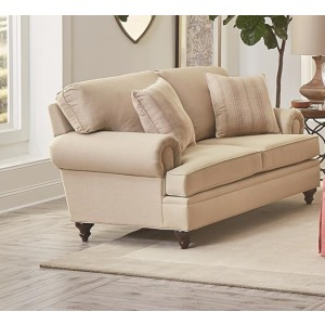 June Loveseat with Nails