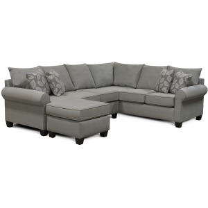 Clementine 4 PC Sectional