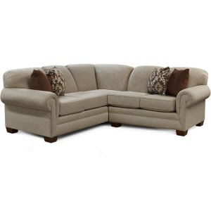 Monroe Fabric Sectional