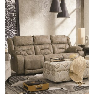 EZ Double Reclining Sofa