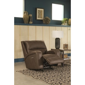 Rocker Recliner with Articulating Headrest