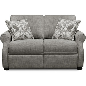 Harmony Beckett Loveseat with Power Footrest
