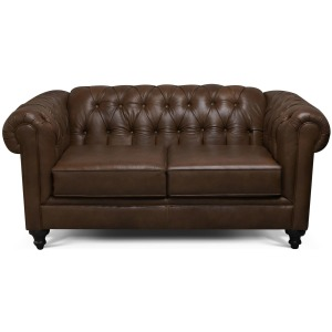 Brooks Loveseat w/Nails