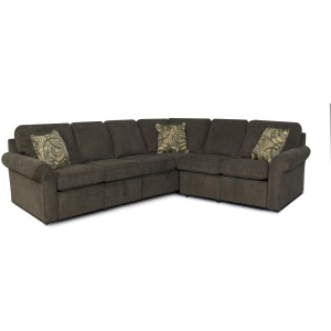Malibu 5 PC Power Reclining Sectional