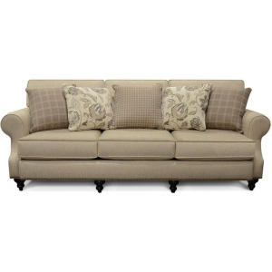 Layla Sofa with Nails