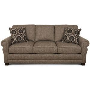 Simplicity Green Sofa