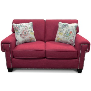 Yonts Loveseat w/Nails