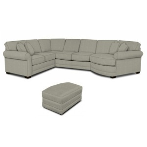 Brantley 5 PC Living Room Set