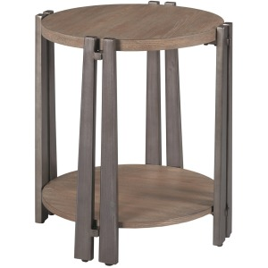 Pasadena Round End Table
