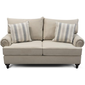 Rosalie Loveseat w/Nails