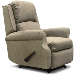 Rocker Recliner w/handle