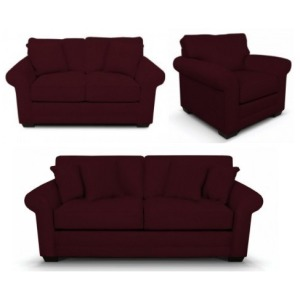 Brantley 3 PC Living Room Set