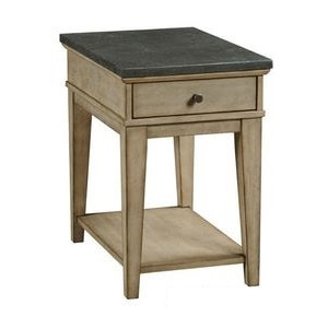 Riverstone Chairside Table