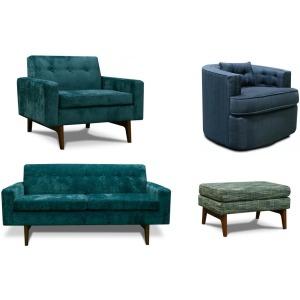TCU 9S/9W Sofa,CHR,OTTO,SWV CHR