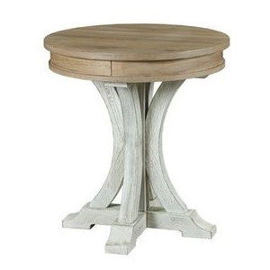 Cimmarron Valley Round End Table