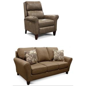 2 PC Living Room Set