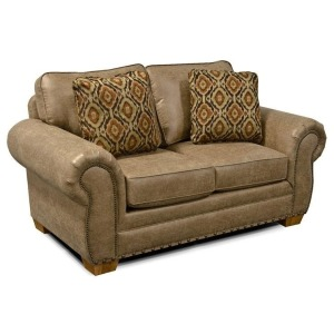 Walters Loveseat W/ Nails