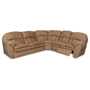 Oakland Reclining Fabric Sectional
