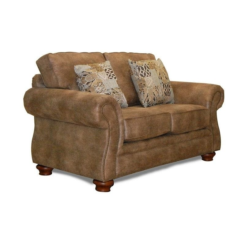 7236N Two Cushion Loveseat