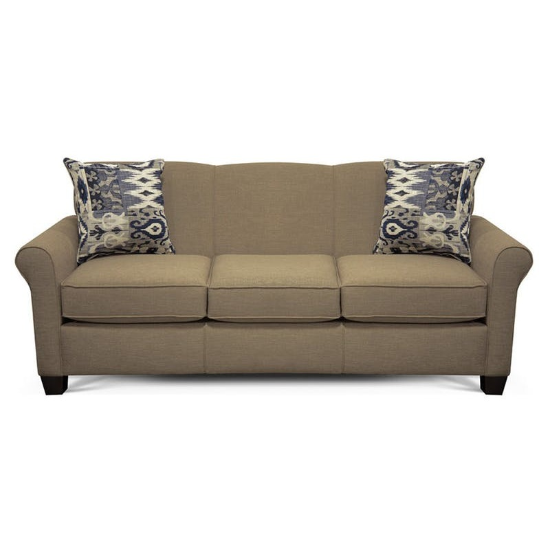 Awesome Angie Queen Sleeper By England Furniture 4639 Rileys Pabps2019 Chair Design Images Pabps2019Com
