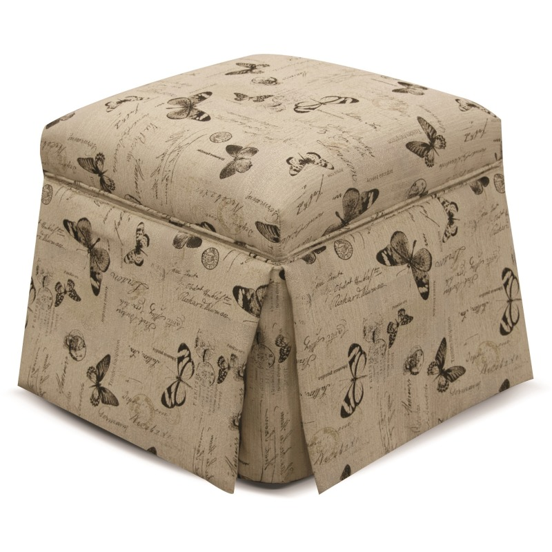 Darlington Storage Ottoman By Tennessee