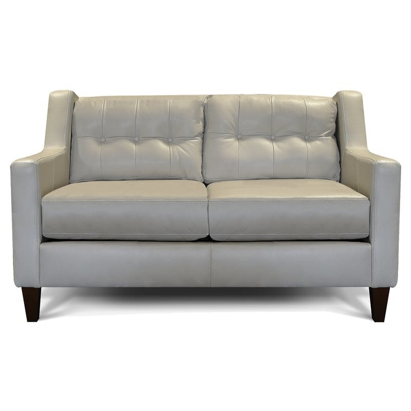 Brody Leather Loveseat