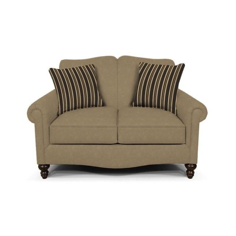 England Living Room Loveseat