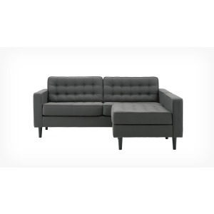 Reverie 2-Piece Sectional Sofa with Chaise - Fabric