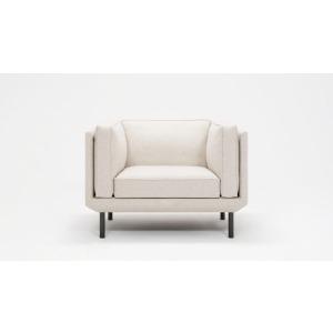 Plateau Club Chair - Fabric