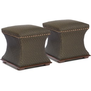 Cannon Cocktail Ottoman