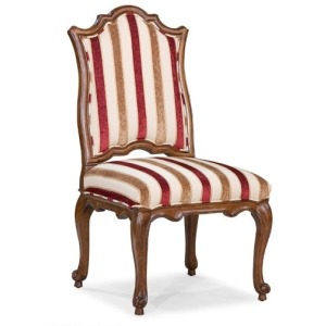 Fabric Occasional Side Chair