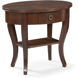 Grandview Oval End Table