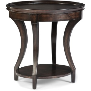 Revelation Oval End Table